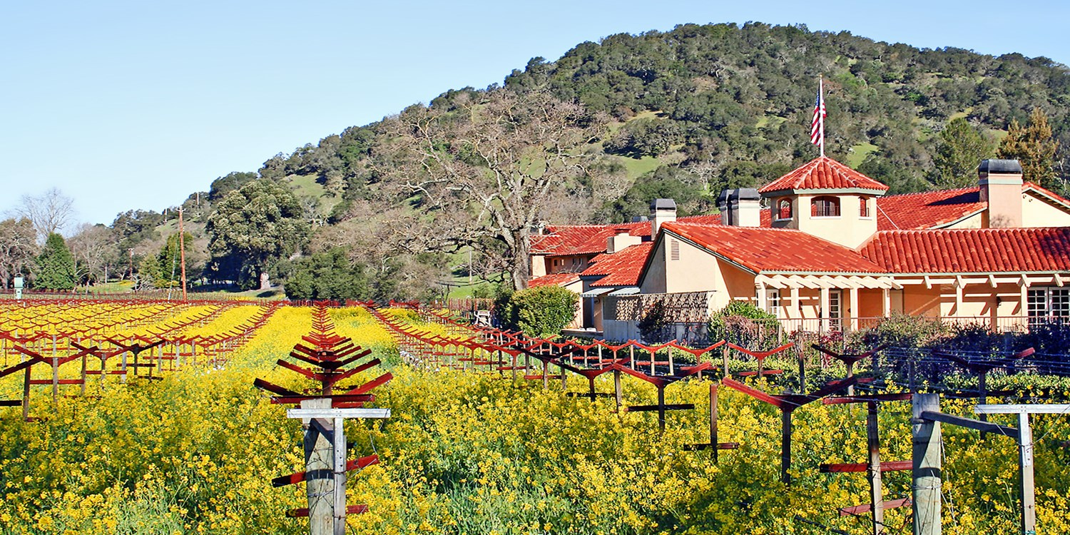 Napa Valley Lodge -- Yountville, CA