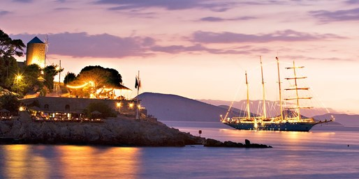 50% Off -- Mediterranean: 7 Nts. on a Yacht w/Hotel & Credit