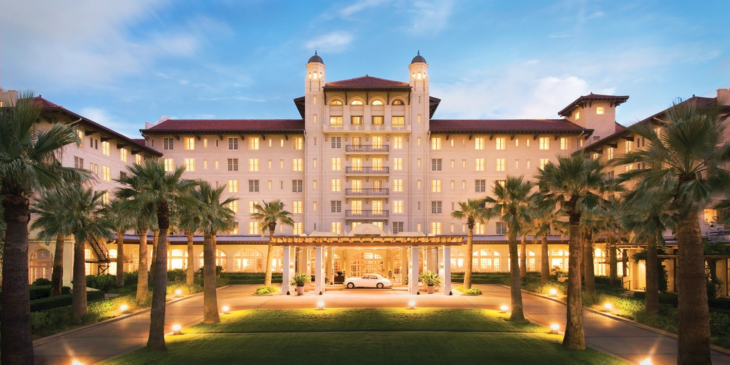 Hotel Galvez and Spa -- Galveston, TX
