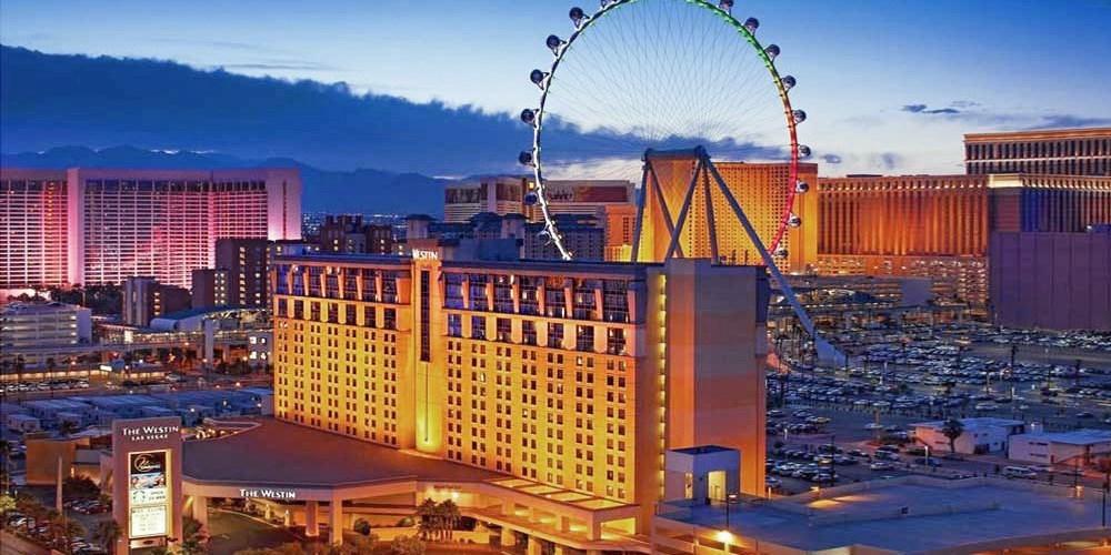 The Westin Las Vegas Hotel & Spa -- Off Strip, Las Vegas
