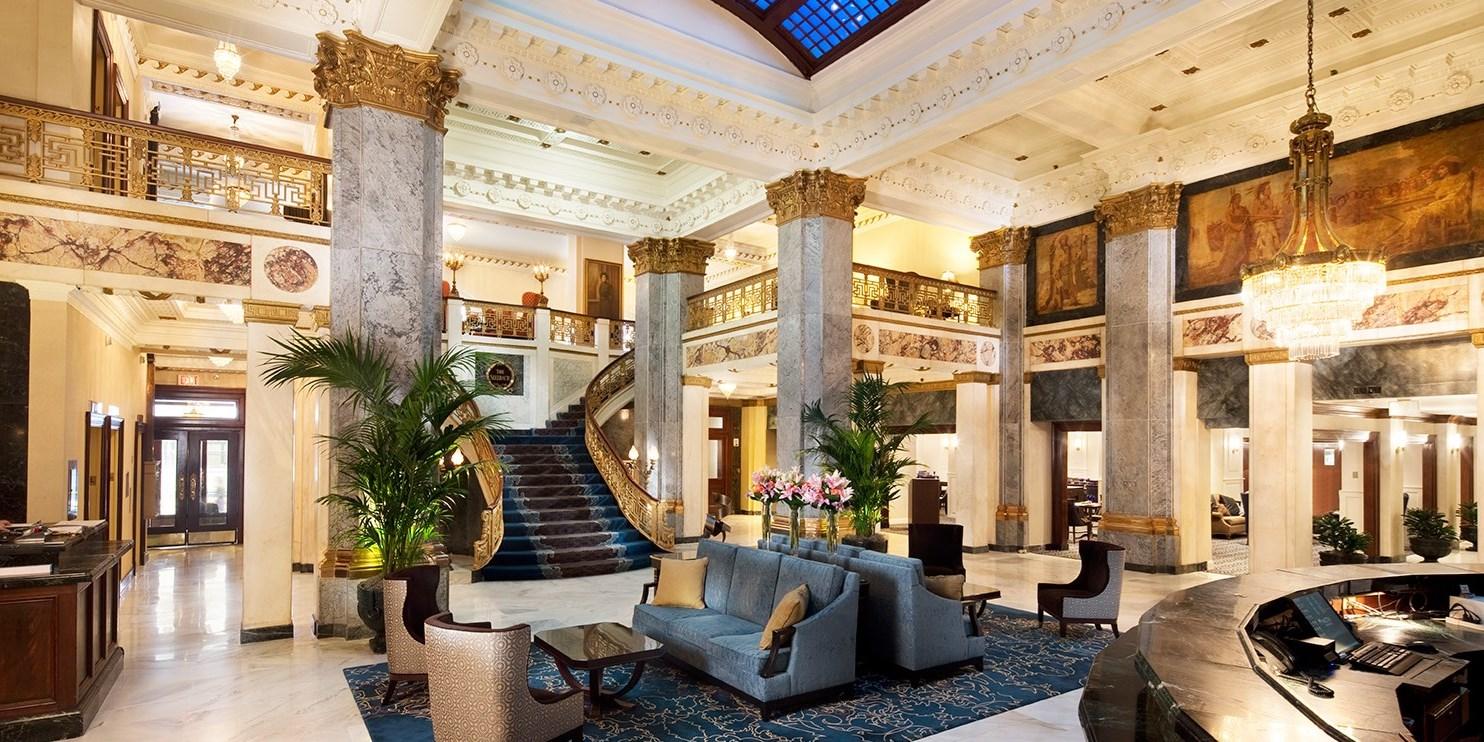 Seelbach Hilton -- Louisville, KY