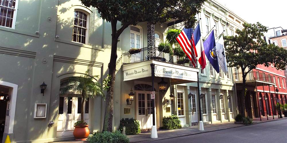 Bienville House -- French Quarter, New Orleans