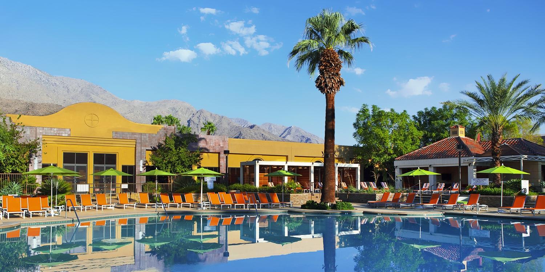 Renaissance Palm Springs Hotel -- Palm Springs, CA