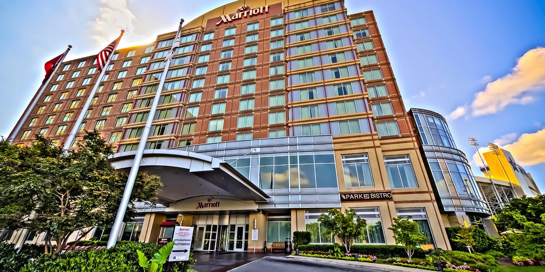 Nashville Marriott at Vanderbilt University -- Nashville, TN