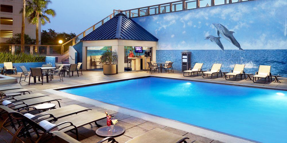 Omni Corpus Christi Hotel -- Corpus Christi, TX