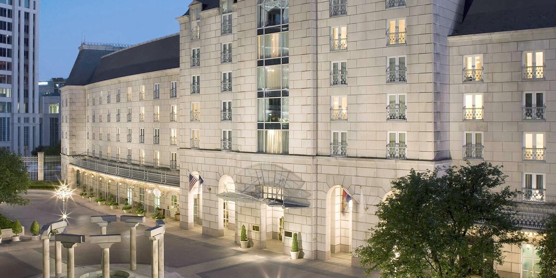 Hotel Crescent Court -- Dallas, TX - Dallas/Fort Worth Intl (DFW)