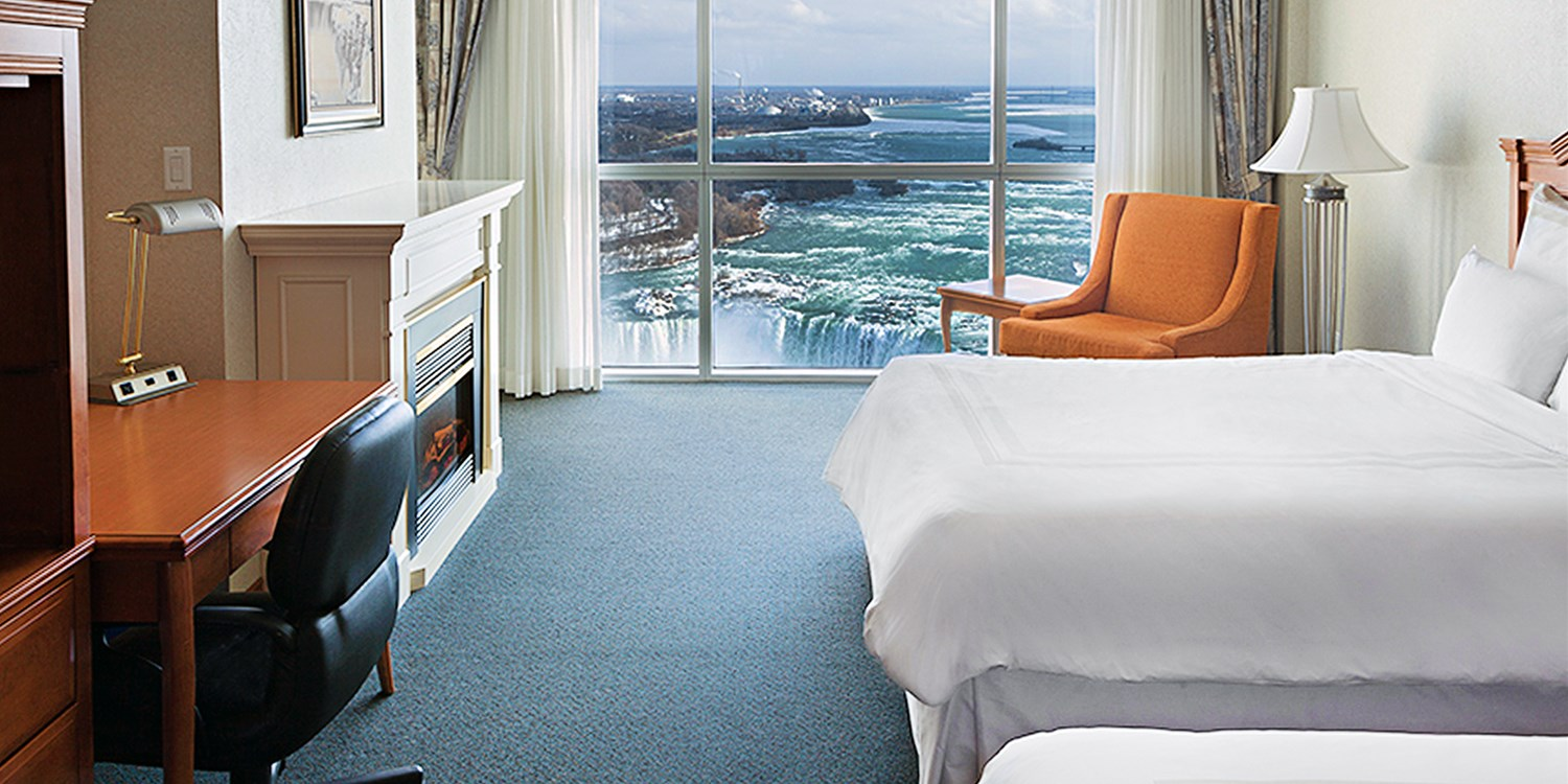 $109 -- Niagara 4-Star Marriott w/$145 in Extras, Reg. $294