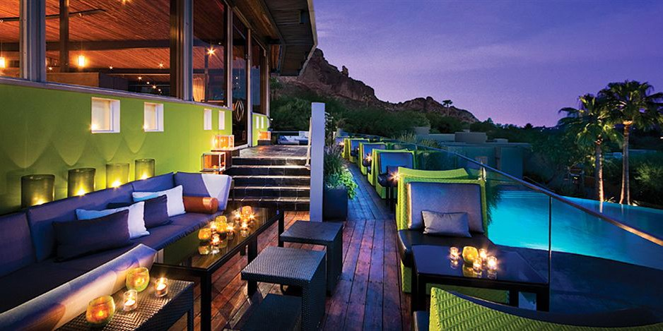 Sanctuary Camelback Mountain Resort and Spa -- Paradise Valley - Biltmore, Phoenix