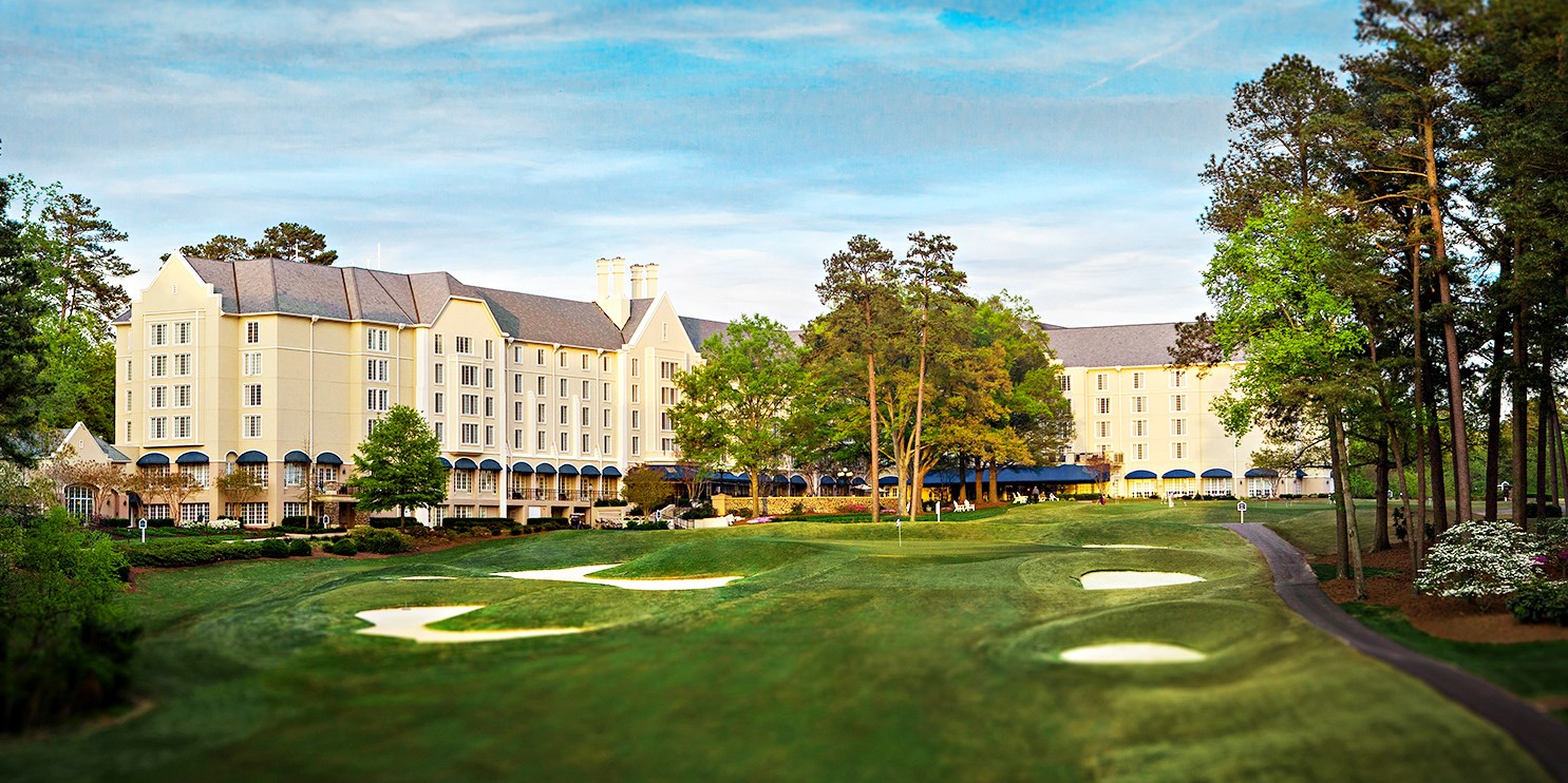 Washington Duke Inn & Golf Club -- Durham, NC
