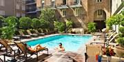 155€ -- New Orleans: Hotel im beliebten French Quarter, -40%