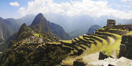 $1454 & up -- Machu Picchu 6-Nt. Trip incl. Air & Tours