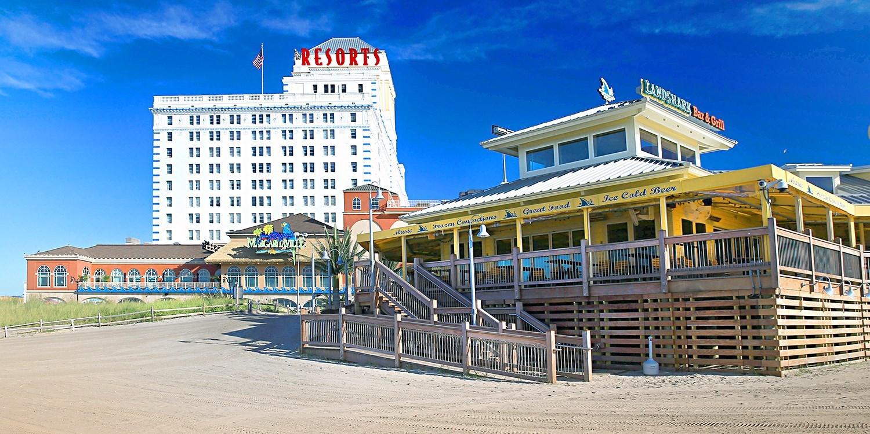 Resorts Casino Hotel Atlantic City -- Atlantic City, NJ