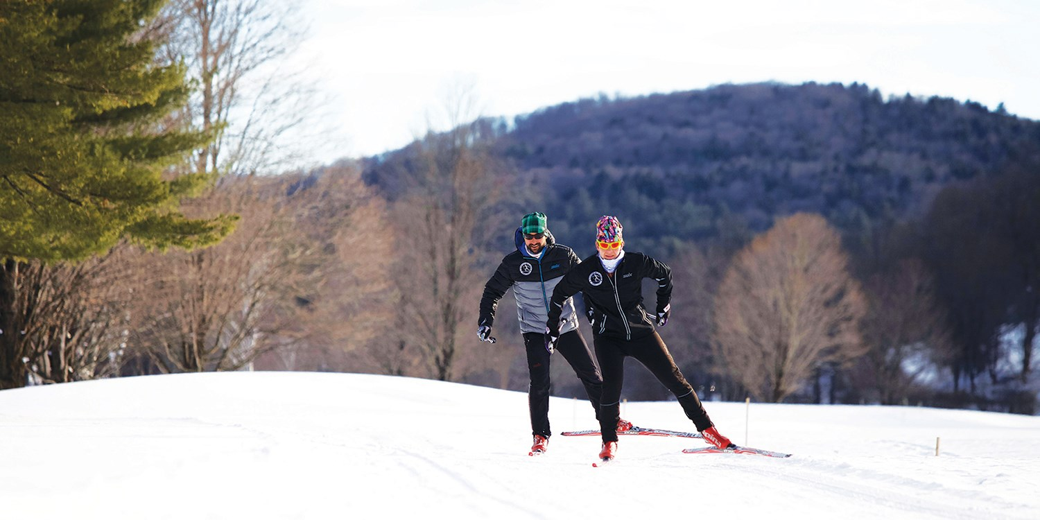 $189 – Winter in Vermont: 'Best Ski Hotel' at 60% Off -- Woodstock, VT