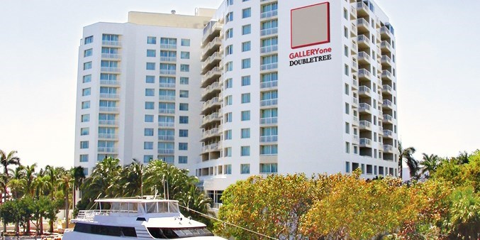 Gallery ONE Ft Lauderdale a DoubleTree Suites by Hilton Htl -- Fort Lauderdale, FL