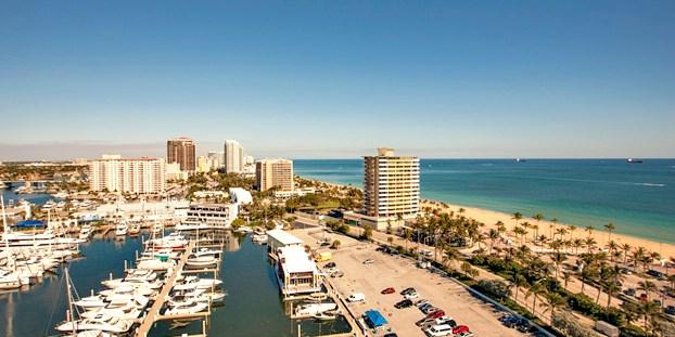 Bahia Mar Ft. Lauderdale Beach- a DoubleTree by Hilton Hotel -- Fort Lauderdale, FL