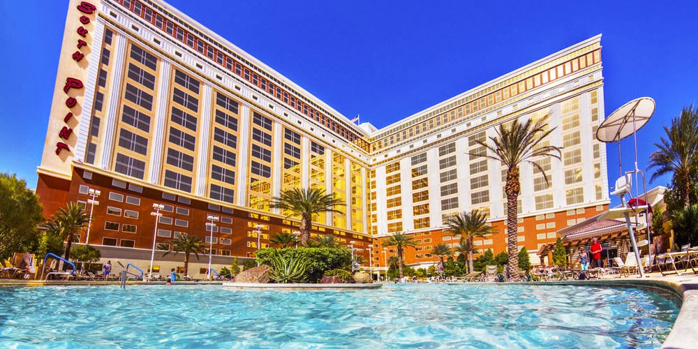 South Point Hotel, Casino, and Spa -- Off Strip, Las Vegas