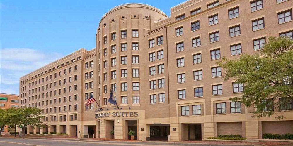 Embassy Suites Hotel Alexandria Old Town -- Alexandria, VA