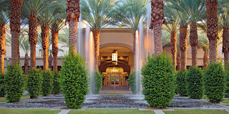 Travelzoo Deal: $139 -- Palm Springs: 4-Diamond Hyatt Resort, 45% savings