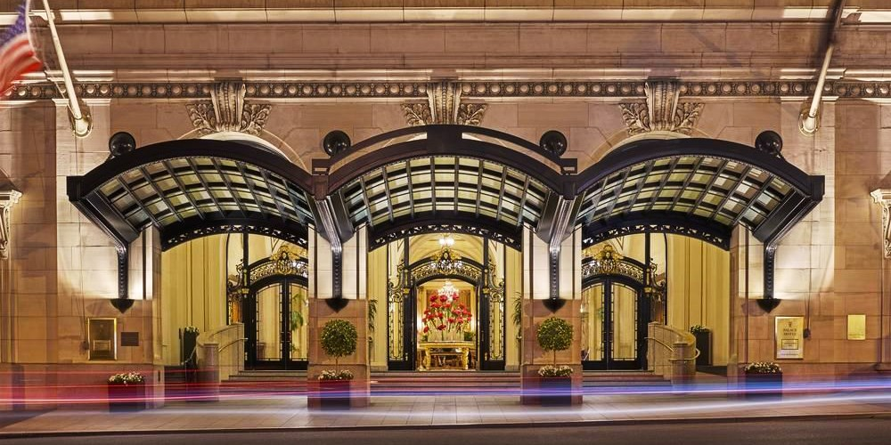 Palace Hotel, a Luxury Collection Hotel, San Francisco -- South Of Market, San Francisco