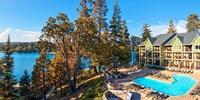 $119 -- Lake Arrowhead 4-Star Resort