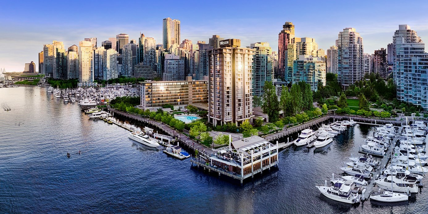 $149 – Half Off Stays at 4-Star Coal Harbour Hotel -- Vancouver, British Columbia