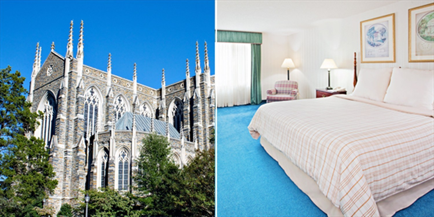 $89 -- Durham Hotel near Duke w/Breakfast, incl. Weekends