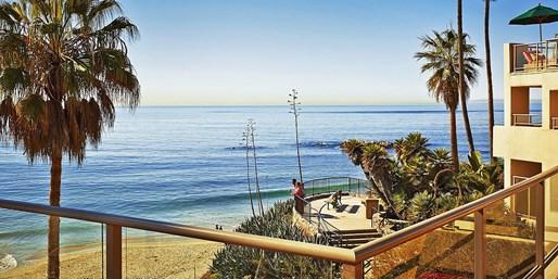 Oceanfront Laguna Beach Hotel: Buy 2 nights, Get 1 Free