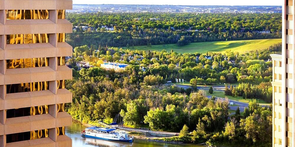 The Westin Edmonton -- Edmonton, Canada