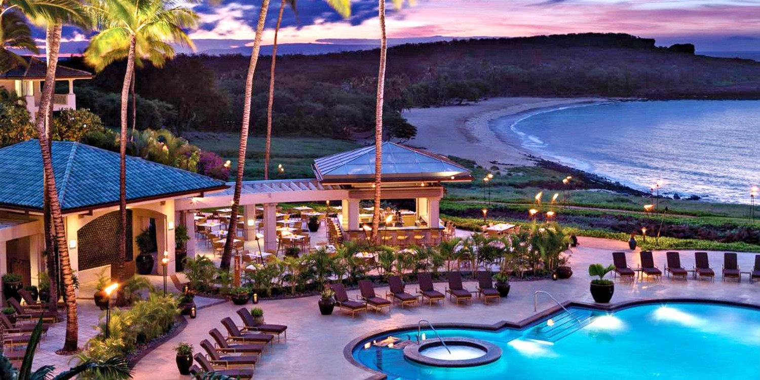 $879 -- Four Seasons Hawaii: 3-Night Lanai Stay, Reg. $1581