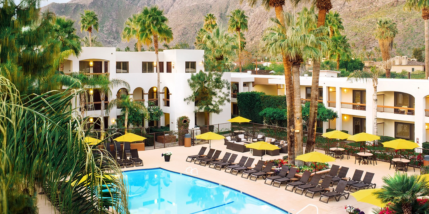 Member Exclusive – Boutique  Palm Springs  Hotel -- Palm Springs, CA
