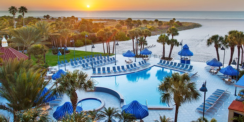 $198 – Clearwater Beach 4-Star Resort, 45% Off -- Clearwater, FL