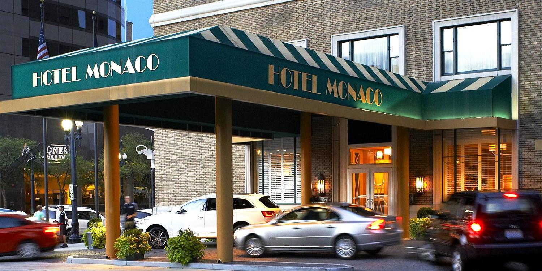 Kimpton Hotel Monaco Salt Lake City -- Salt Lake City, UT
