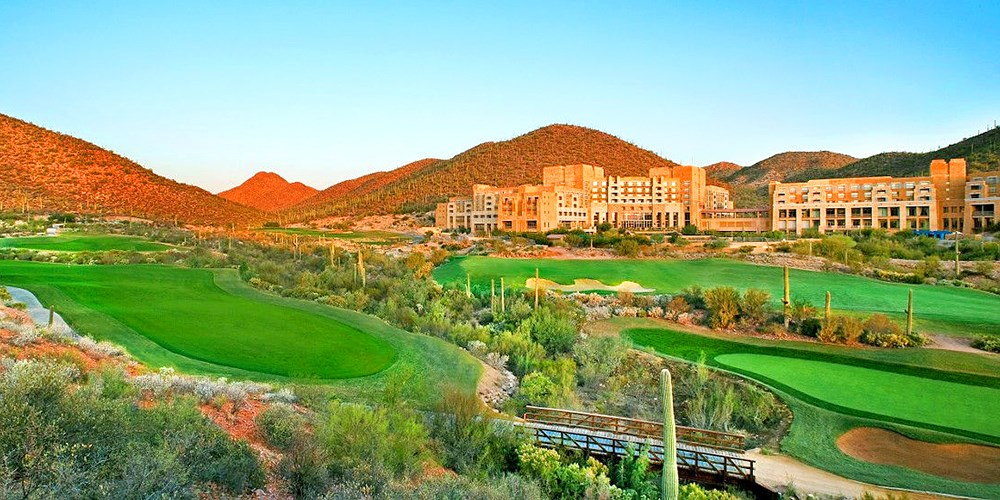 JW Marriott Starr Pass Resort and Spa -- Tucson, AZ