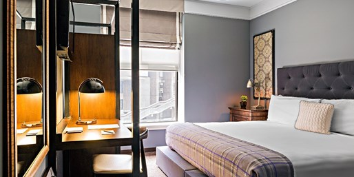 $269-$332 -- Boston: 4-Star Stay into Summer w/$20 Credit