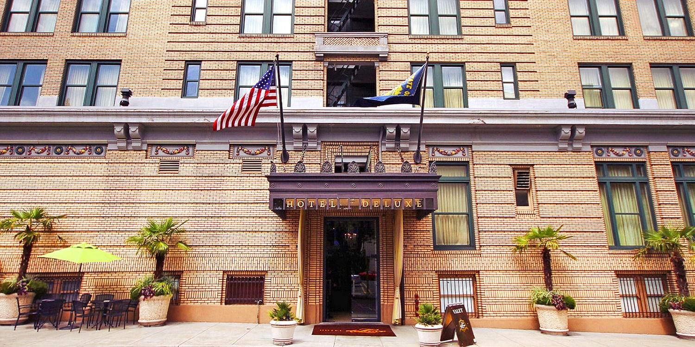 Hotel deLuxe -- Portland, OR