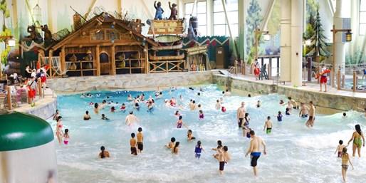 $225-$250 -- Family Suite at Williamsburg Water Park Resort