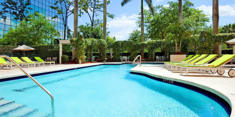 Hilton Boca Raton Suites -- Boca Raton, FL