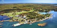 $125 -- Maine Seaside Escape into Fall Foliage, 45% Off