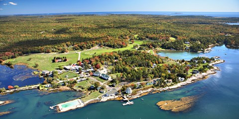 $99 -- Maine Seaside Escape into Fall Foliage, Reg. $189