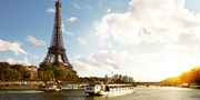 £75 & up -- Return Flights to Paris from 10 Airports