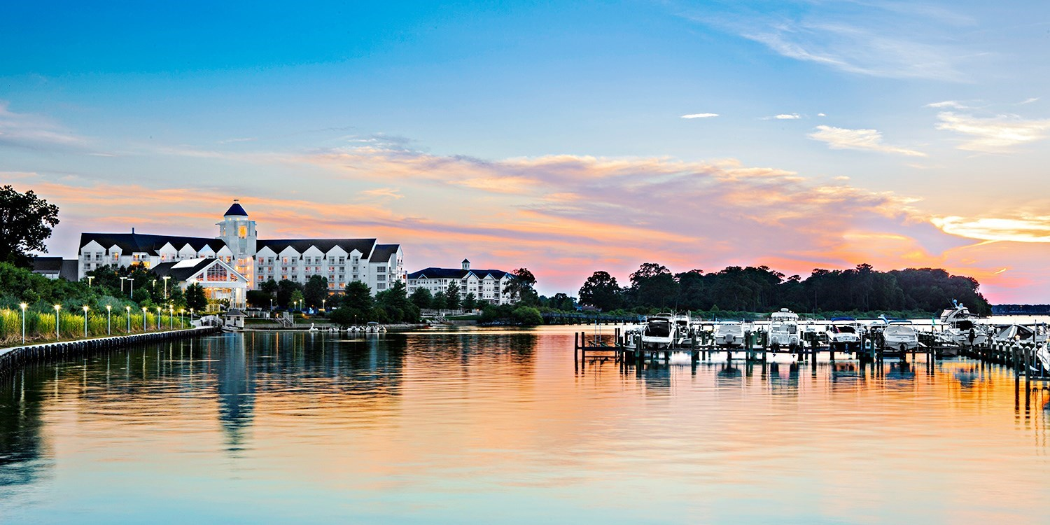 $129 -- Maryland: Chesapeake Bay 4-Star Resort w/Breakfast