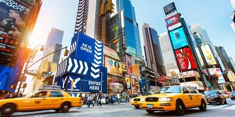 £549pp -- NYC: Iconic Waldorf Astoria Break w/BA Flights