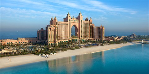 £899pp -- Dubai: Luxury Atlantis Getaway w/Meals & Upgrade