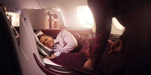 £3337 & up -- Qatar Airways 2-for-1 Business Class Promotion