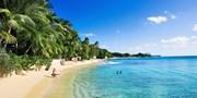 $919 -- Barbados 6-Night Stay w/Atlanta Air, Reg. $1239