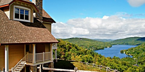 $109 -- Tremblant Mountaintop Condo, Reg. $229