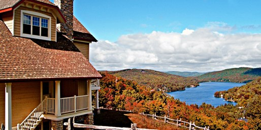 $83 -- Quebec: Tremblant Mountaintop Condo, Reg. $137