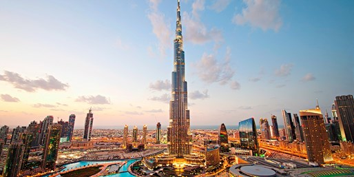 $1299 & up -- Dubai, Abu Dhabi, Mumbai & Delhi 8-Nts. w/Air