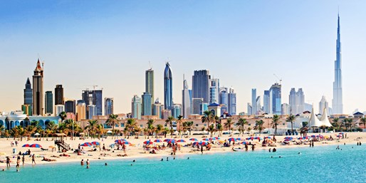 $870 & up -- Dubai & Abu Dhabi 6-Nt. Trip w/Air & Hotels