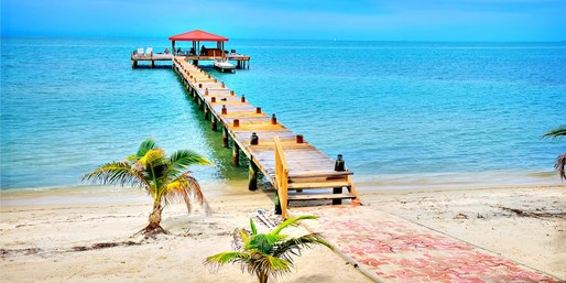 $749 & up -- 4-Nt. Belize Beach & Reefs Romantic Trip w/Air